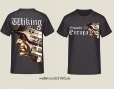 Wiking - Freiwillig für Europa - T-Shirt