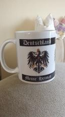Deutschland - Meine Heimat III - Tasse
