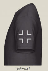 Balkenkreuz Ärmel - T-Shirt