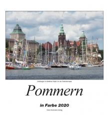 Pommern in Farbe 2020 - Kalender