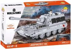 Cobi 3036 Jagdpanzer E 100, 950 Teile - Bausatz(nur noch wenige da)