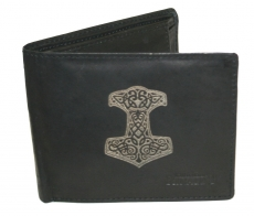 THOR - Geldbörse aus Rindleder