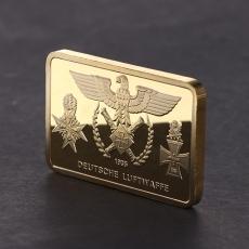 Deutsche Luftwaffe - Gedenkmünze