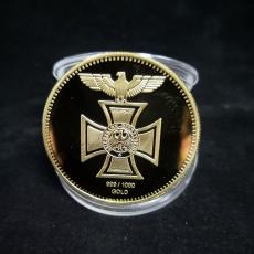 Reichsadler Eisernes Kreuz - Gedenkmünze