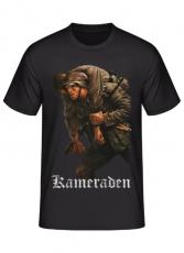 Wehrmacht Kameraden - T-Shirt