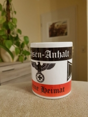 Sachsen-Anhalt - Meine Heimat - Tasse