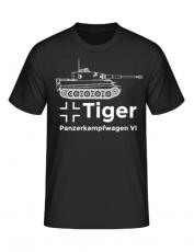 Tiger Panzerkampfwagen VI - T-Shirt