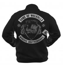 Walhalla Nordic - Jacke schwarz