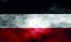 Deutsches Reich - schwarz/weiss/rot II - Fahne 150x90cm