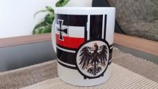 Reichskriegsflagge Deutsches Reich Tasse