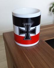 Reichskriegsflagge Deutsches Reich - Tasse