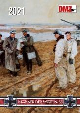 Männer der Waffen-SS 2021 - Kalender