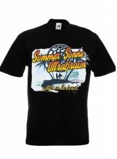 Brauner Sommer - Whites on the Beach II - T-Shirt