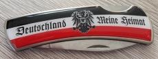 Deutschland - Meine Heimat - Taschenmesser