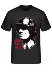 Ehre Treue Stolz Der Deutsche Soldat - T-Shirt
