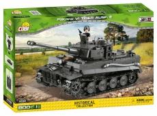 Cobi 2538 Panzerkampfwagen VI Tiger Ausf. E - Bausatz(Nur noch wenige da)