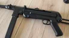 MP 40 aus Metall Deko Modellwaffe