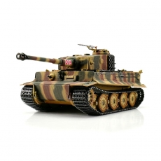 1/16 RC Tiger I Späte Ausf. Sommertarn Metall Pro Version BB