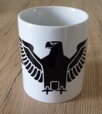 Reichsadler - 4 Tassen