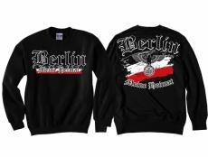 Berlin - Meine Heimat Reichsadler - Pullover schwarz