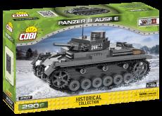 Cobi 2707 Panzer III Ausf. E