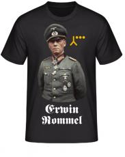 Erwin Rommel 1940 Commander 7.Panzer Division T-Shirt