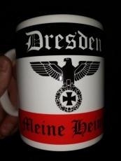 Dresden - Meine Heimat - Tasse