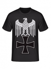 Reichsadler Eisernes Kreuz - T-Shirt