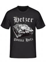 Hetzer gonna HETZ - T-Shirt
