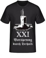 Deutsche U-Boote Typ XXI Vorsprung durch Technik