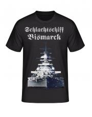 Schlachtschiff Bismarck T-Shirt