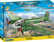 Cobi 5534 Heinkel He 111 P-4 Spielzeug Bausatz(nur noch wenige da)