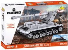 Cobi 3033 Waffenträger auf Panzerkampfwagen IV Spielzeug Bausatz(nur noch wenige da)