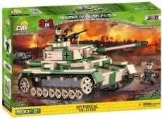 Cobi 2508A Panzerkampfwagen IV AUSF. F1/G/H - Bausatz(nur noch wenige da)