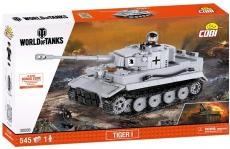 Tiger Panzer VI - Bausatz