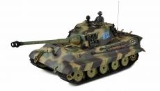 1/16 Panzerkampfwagen VI Königstiger Henschel Turm ferngesteuert 2,4 GHz Metallgetriebe