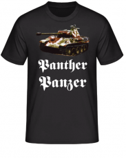 Panther Panzer T-Shirt