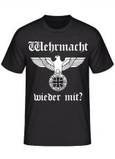 Wehrmacht wieder mit? Reichsadler