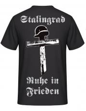 Stalingrad Ruhe in Frieden gefallener Kamerad T-Shirt