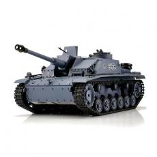 1/16 RC Sturmgeschütz III Ausf. G grau BB 2.4GHz