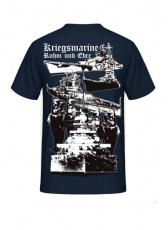 Kriegsmarine - Ruhm und Ehre - T-Shirt