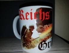 Reichsgrillmeister - Tasse II(Rundumdruck)