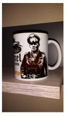 Erwin Rommel III - 4 Tassen(Rundumdruck)
