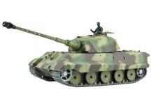 Panzerkampfwagen VI Königstiger Henschel Turm ferngesteuert 2,4 GHz Metallgetriebe+Metallketten