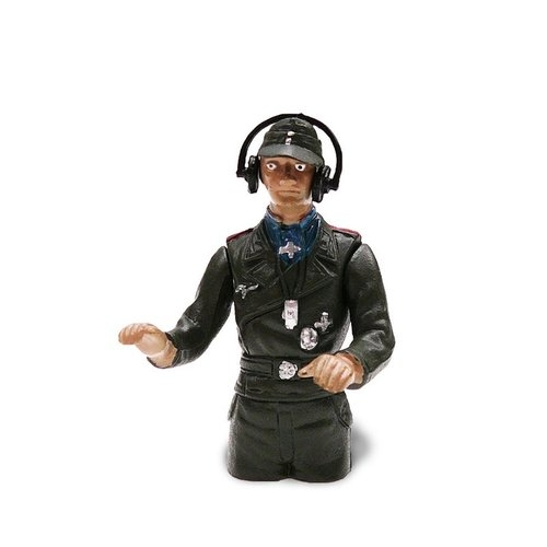1/16 Halbfigur Panzer Kommandant