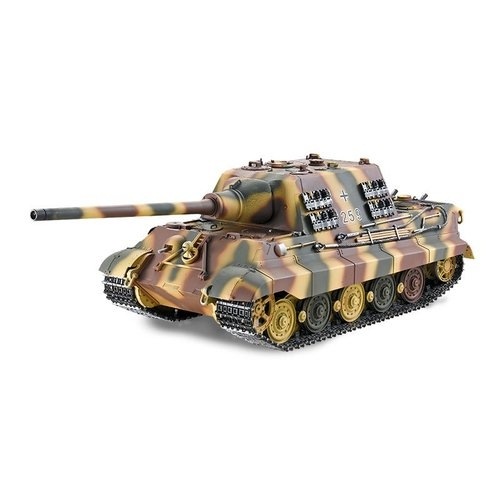 RC Jagdtiger Modell 1:16 Pro Edition Camouflage BB-Schussfunktion