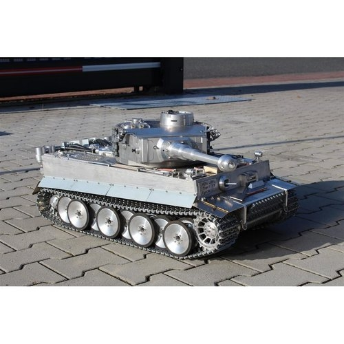 Vollmetal RC Tiger I Vollmetall Version 1:8
