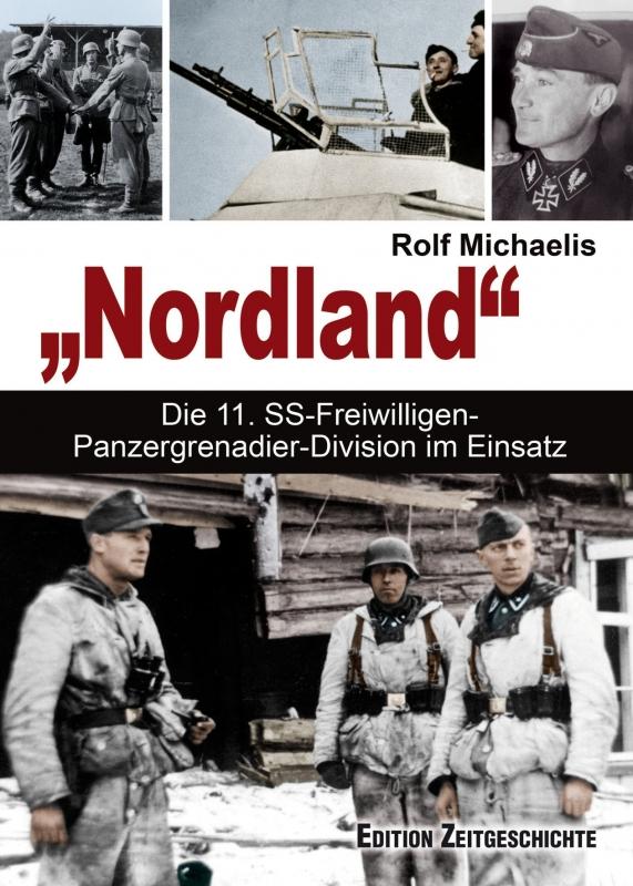 Die 11. SS-Freiwilligen-Panzergrenadier-Division Nordland Gebundenes Buch