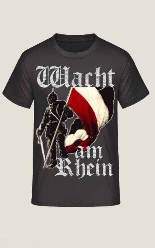 Wacht am Rhein - T-Shirt
