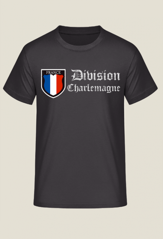 Division Charlemagne - T-Shirt